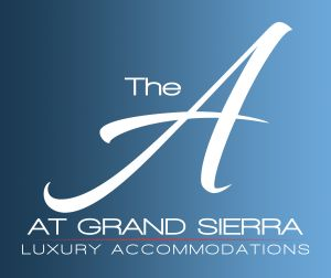 The A at Grand Sierra Luxury Accommodations logo