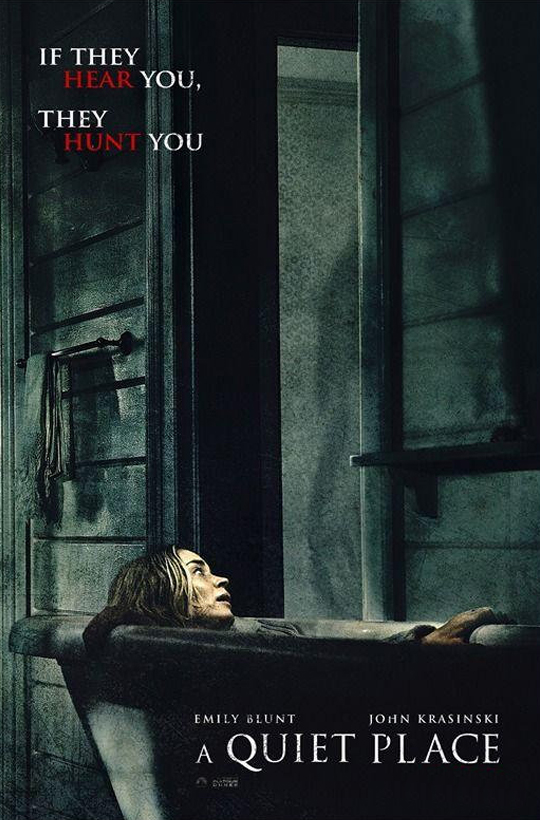 Movie Poster for A Quiet Place
