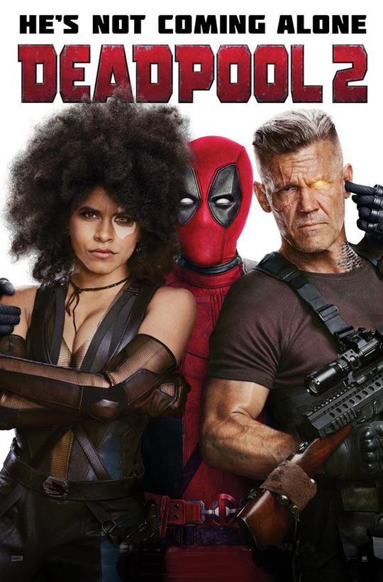 Movie Poster for Deadpool 2