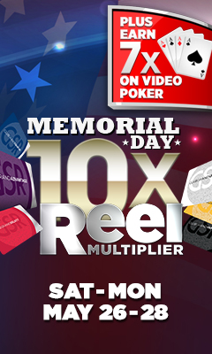 Graphic for Memorial Day Multiplier