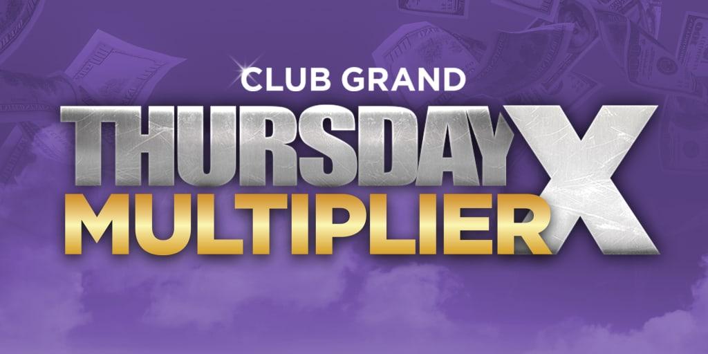 Thursday Point Multipliers