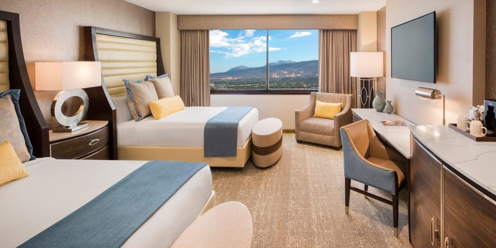 Luxury Hotel Rooms Amp Suites In Reno Grand Sierra Resort