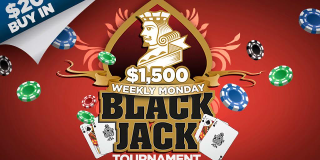 Monday Blackjack Tournament