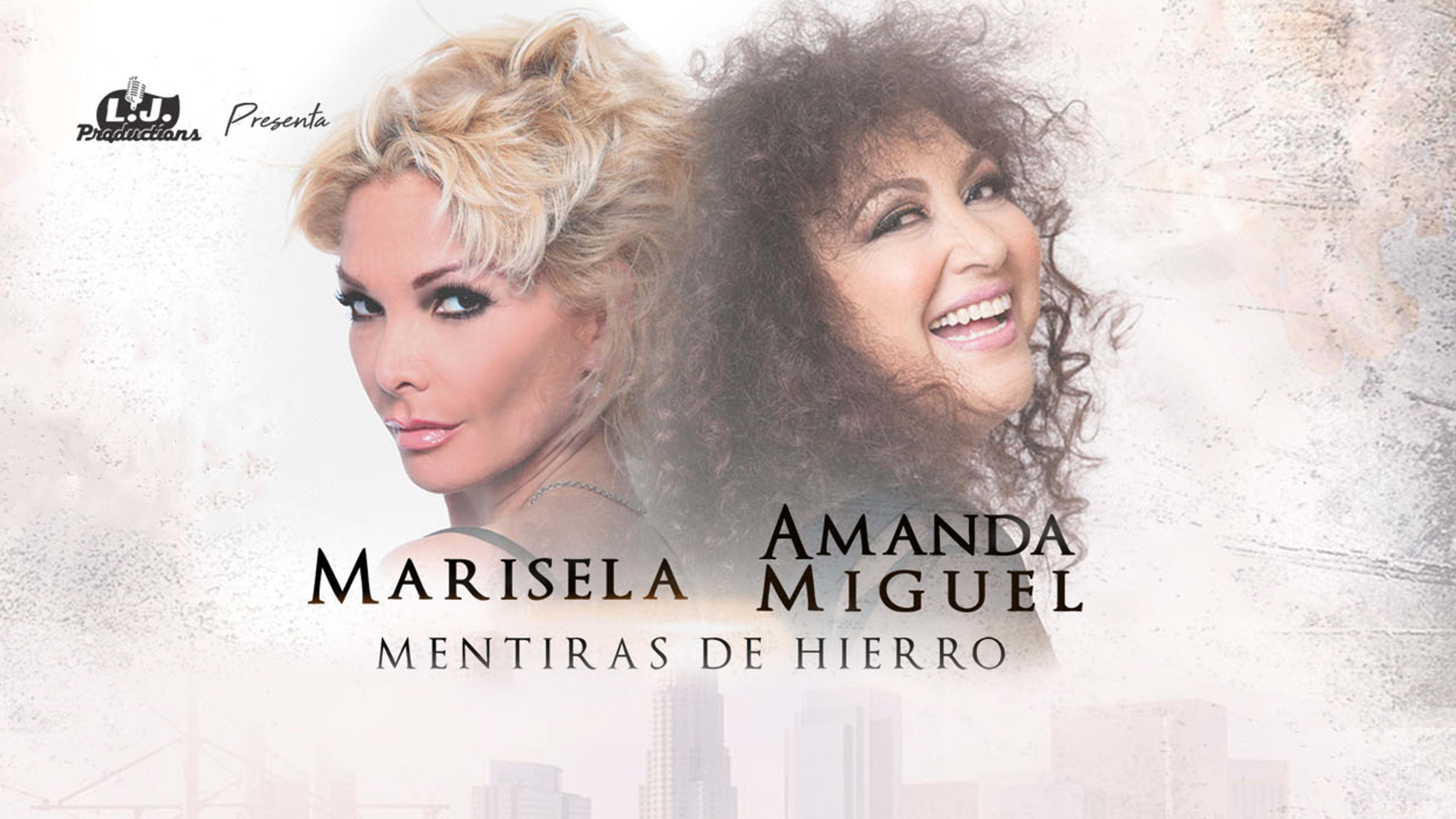 Marisela y Amanda Miguel (Rescheduled)