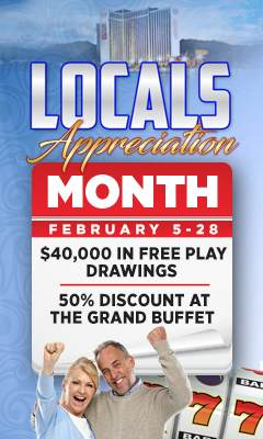 Locals Appreciation Month Feb5-28
