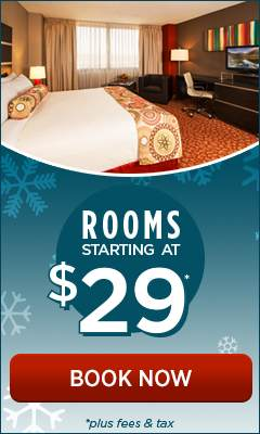 Rooms Starting at $29 - Book Now