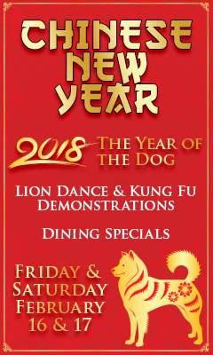 Grand Sierra Resort and Casino page for Chinese New Year celebrations