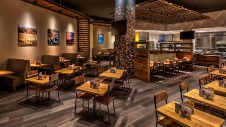 California Pizza Kitchen Grand Sierra Resort