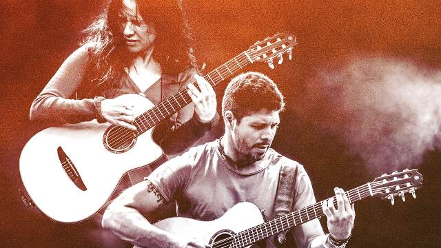 Rodrigo y Gabriela promotional photo