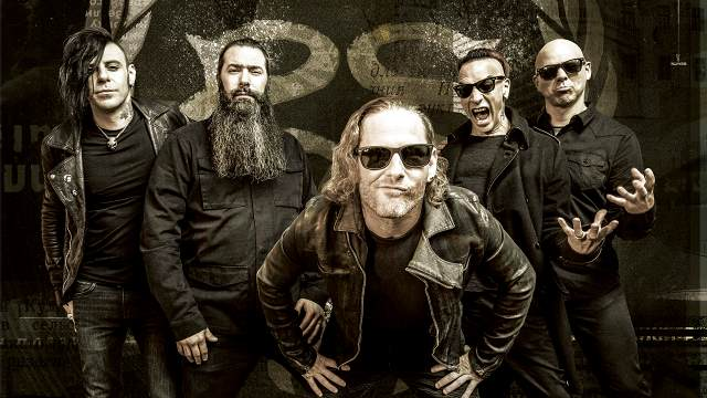 Promotional photo of Stone Sour