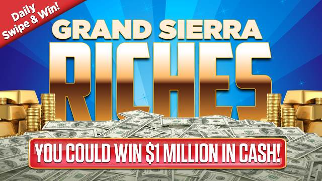 Graphic for $2 Million Grand Giveaway promotion