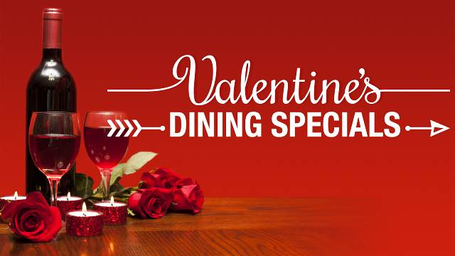 Enjoy Valentineu0027s Dining Specials At Grand Sierra Resort, Reno, Nevada
