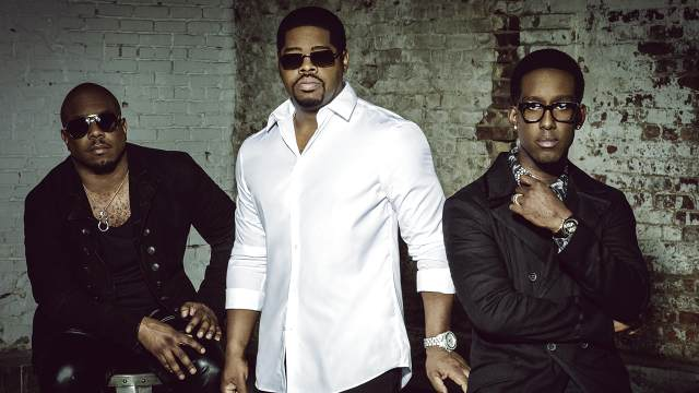 Promotional poster of Boyz II Men