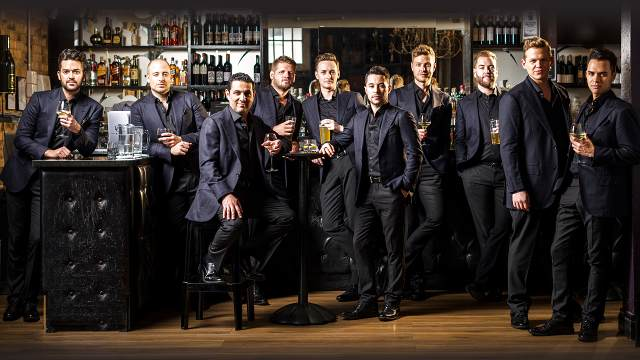 Promotional photo of The Ten Tenors: Wish You Were Here tour
