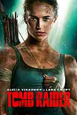 Movie Poster for Tomb Raider