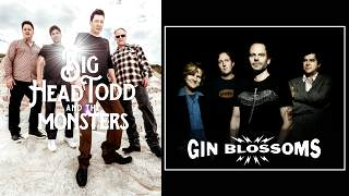 promotional image of Big Head Todd & The Monsters and Gin Blossoms