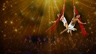 promotional image of Cirque de la Symphonie with the Reno Phil
