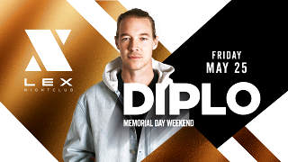 Promotional photo of Diplo