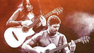 Promotional photo of Rodrigo y Gabriele