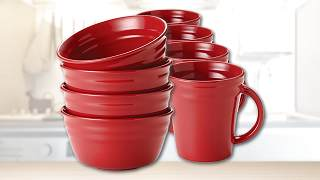 Photo of Rachel Ray® Stoneware Bowls & Coffee Mugs