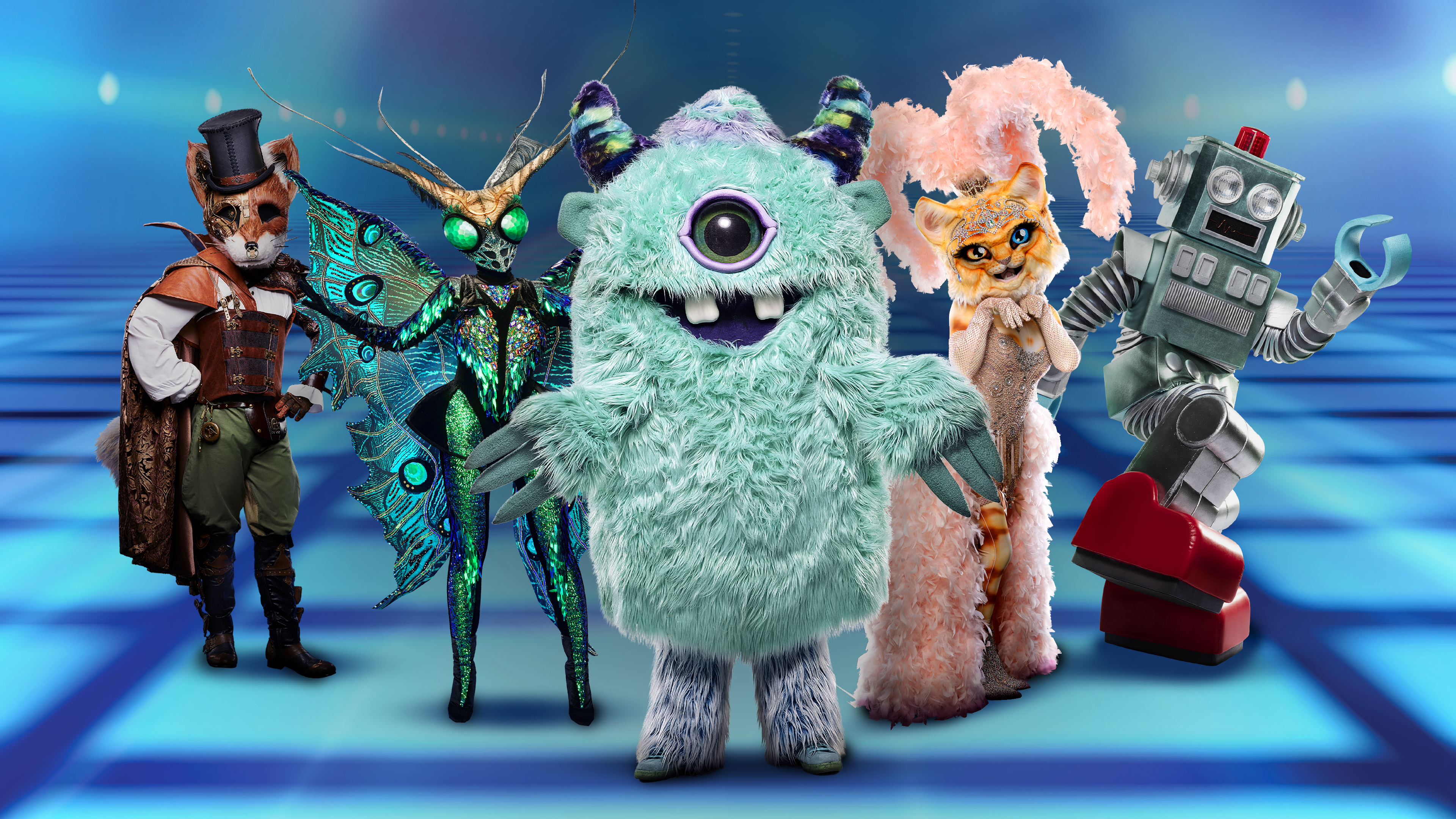 The Masked Singer: National Tour (Rescheduled Date)