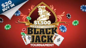 CANCELLED | Monday Blackjack Tournament